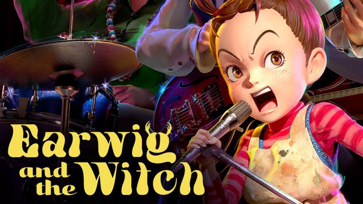 Cómo ver Earwig and the Witch – Dónde encontrar la nueva película de Studio Ghibli