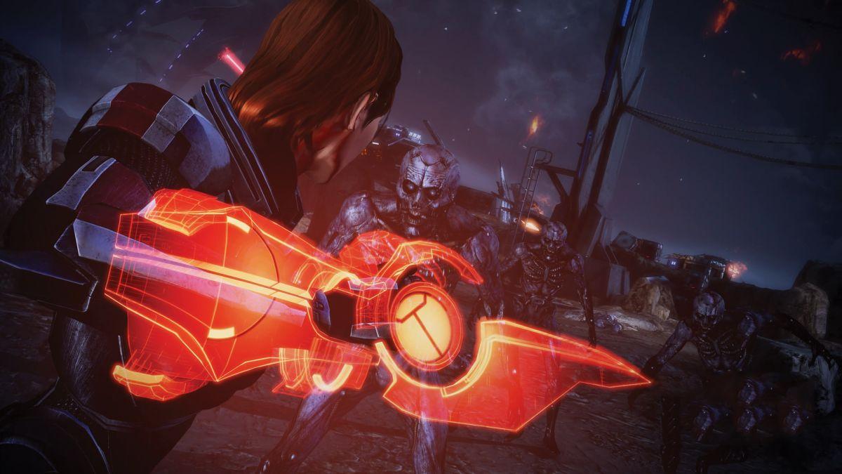 Mass Effect Legendary Edition incluye la opción de omitir las pantallas de carga del ascensor