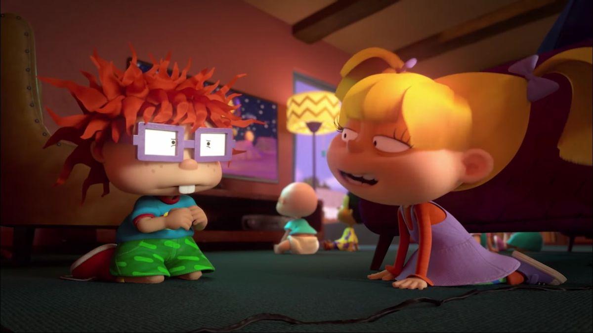 Echa un vistazo al primer tráiler de la serie Rugrats Reboot con el reparto original.