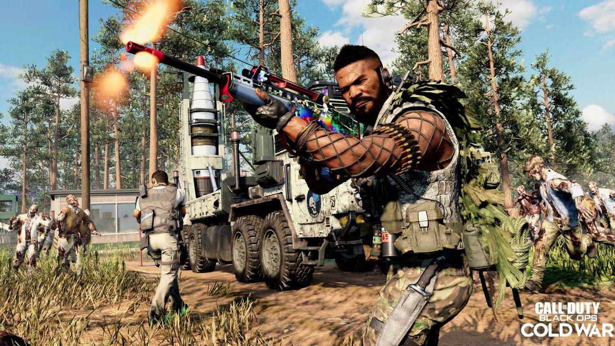 Call of Duty: Black Ops Cold War Outbreak Mode con la temporada 2 el 25 de febrero