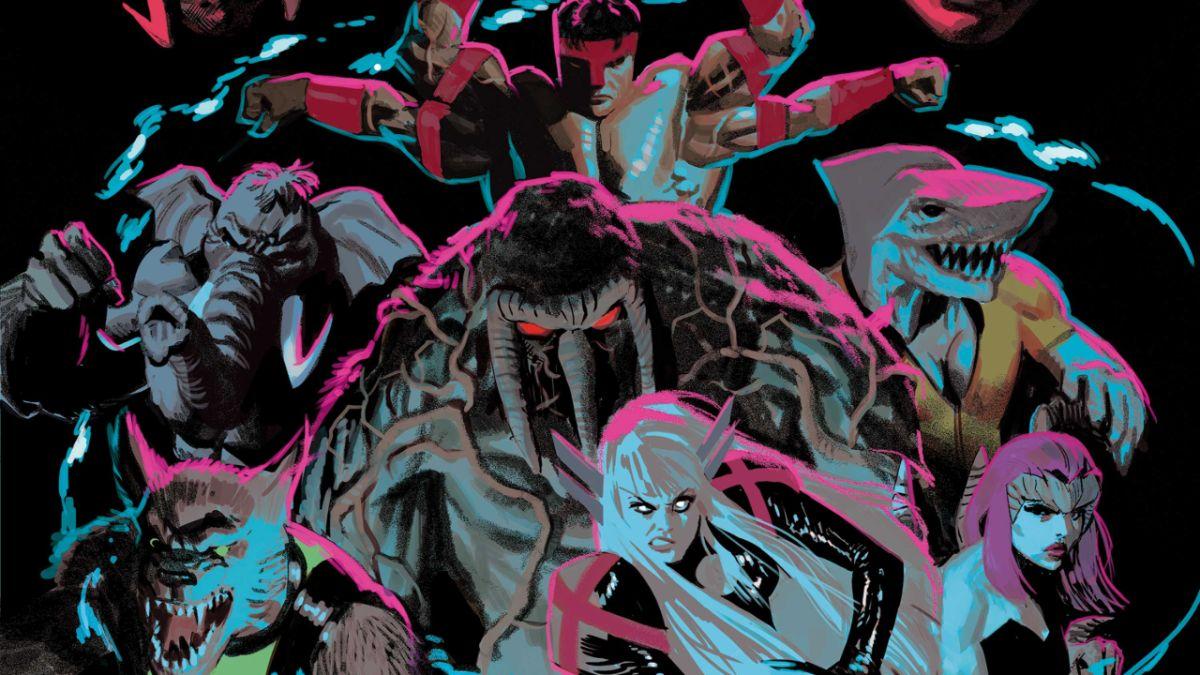El equipo de villanos de X-Men Dark Riders ha sido reconstruido en el equipo más nuevo de superhéroes de Marvel