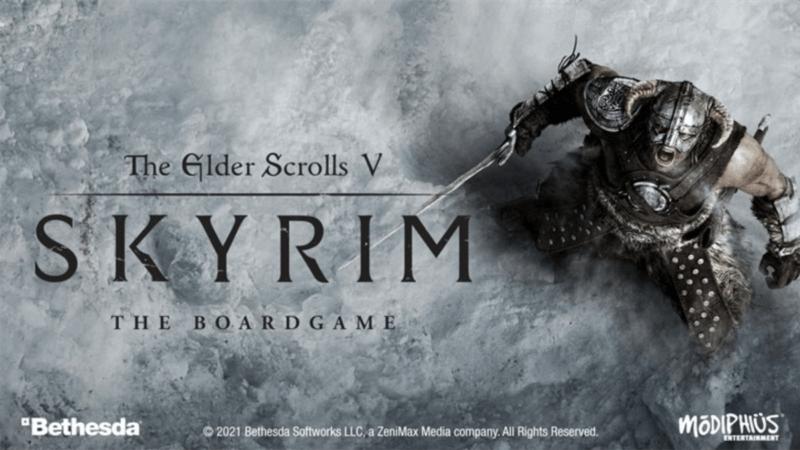 "El editor de sobremesa Fallout and Elder Scrolls anuncia el juego de mesa de Skyrim ""Epic Co-Cooperative"""