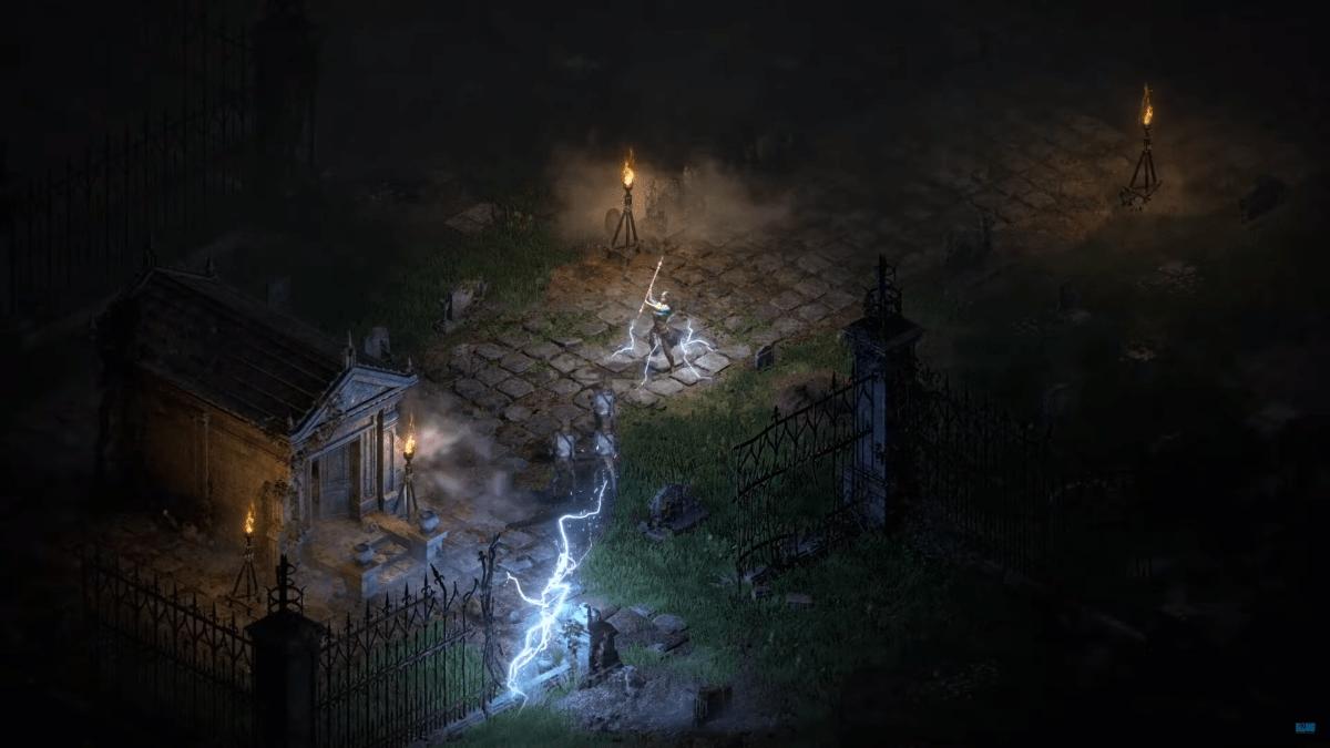Diablo 2 Resurrected lleva el juego a consolas con gráficos 3D por primera vez