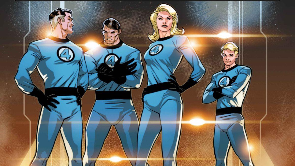 """Fantastic Four: Life Story celebra el 60 aniversario del equipo de una """"forma radicalmente nueva"""""""