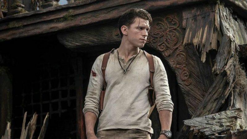 Tom Holland está preocupado por su actuación en la película Uncharted