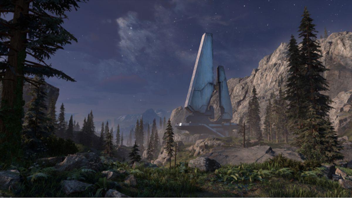 Halo Infinite se ve genial en nuevas capturas de pantalla 4K