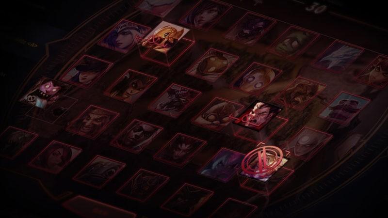 Riot habla sobre agregar más prohibiciones a Champion Select