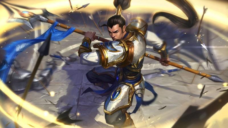 Riot planea mejorar las habilidades de Xin Zhao