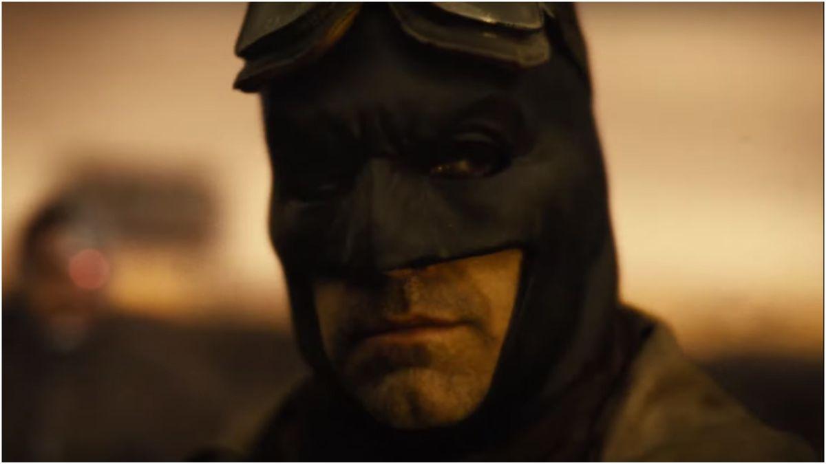 La trilogía de la Liga de la Justicia de Zack Snyder habría terminado con el hijo de Superman convirtiéndose en Batman