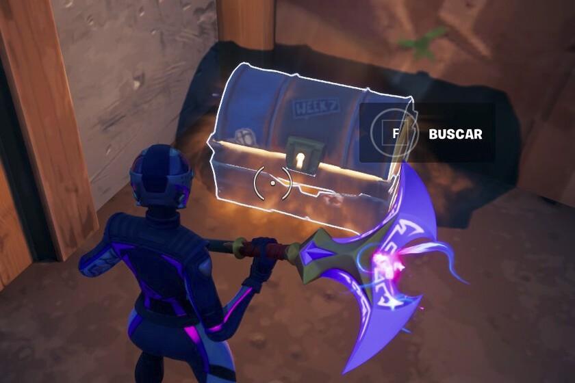 mapa con todas las cajas en el búnker, cómo encontrarlas y qué premios contienen