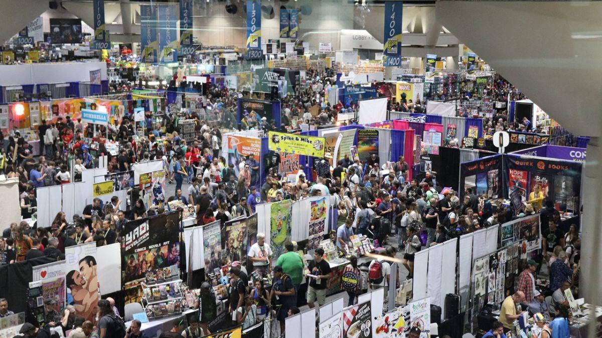 San Diego Comic-Con está planeando un evento para el fin de semana de Acción de Gracias de EE. UU.