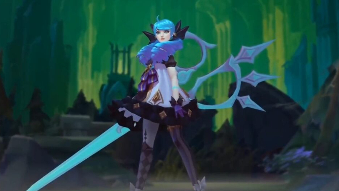 Riot revela la nueva campeona de la Liga, Gwen, incluida la jugabilidad