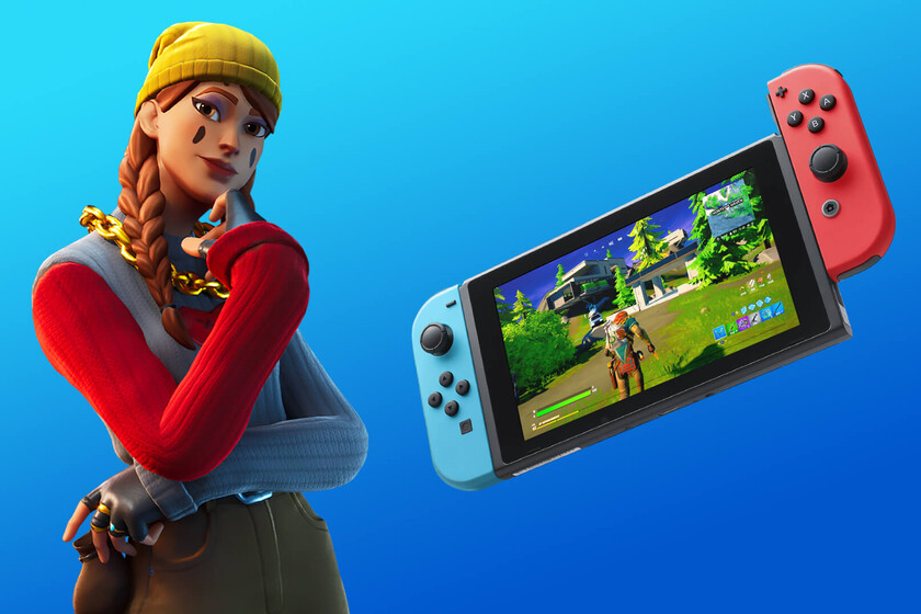 Fortite mejora su rendimiento y resolución en Nintendo Switch con una actualización gratuita