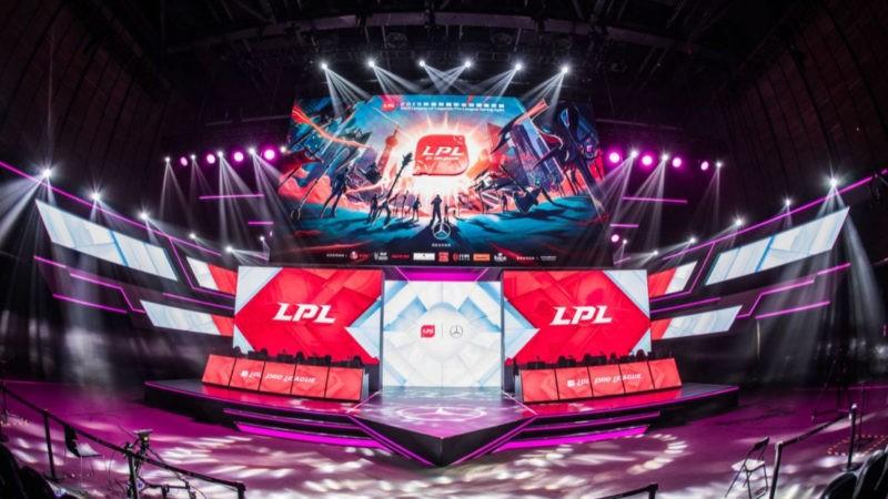 Los equipos para los playoffs de la LPL Spring Split 2021 están bloqueados
