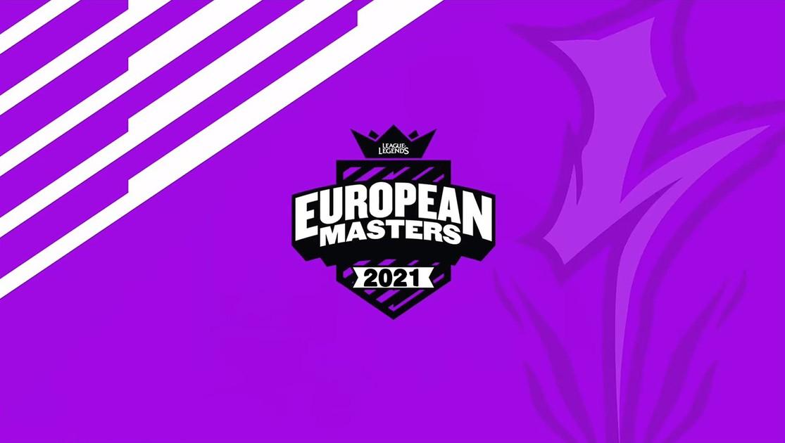 Estos son los equipos programados para la primavera de 2021 European Masters
