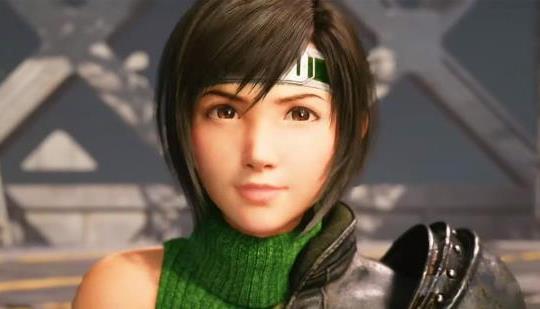 Se revela la longitud de la historia de Final Fantasy VII Remake Intergrade Yuffie