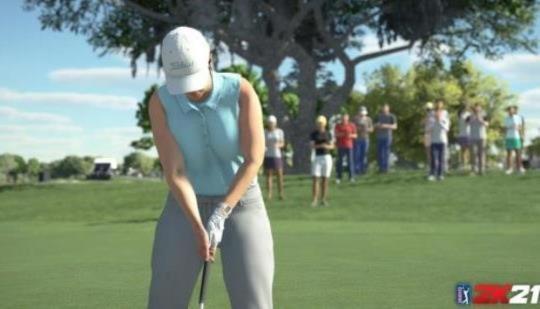 Llegan nuevos campos y equipos gratuitos al PGA Tour 2K21