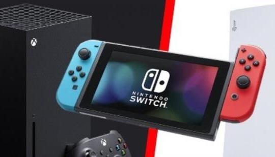 Comparación de las ventas de lanzamiento entre PS5 y Xbox Series X |  S y Switch hasta la semana 15
