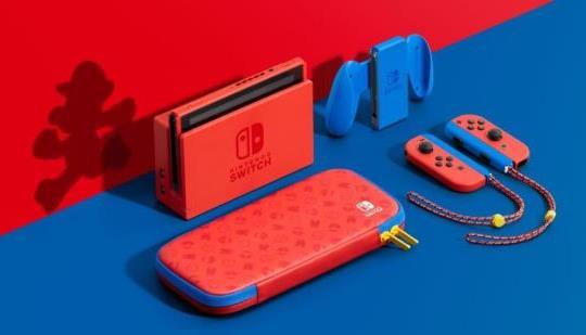 Nintendo Switch supera el gran febrero en ventas de hardware