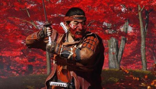 La tasa de finalización de Ghost of Tsushima se encuentra entre las más altas para los juegos de PlayStation