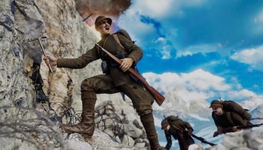 Isonzo de seguimiento de Verdun de la Primera Guerra Mundial anunciado para PC, PS5, Xbox Series X / S, PS4 y Xbox One