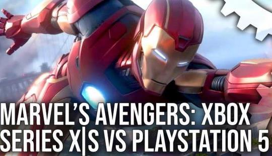 Vengadores de Marvel: Xbox Series X |  S vs PS5: calidad de imagen, análisis de rendimiento y más