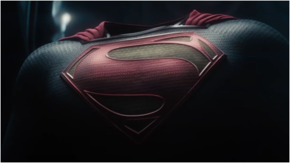 Se dice que la nueva película de Superman está protagonizada por negro
