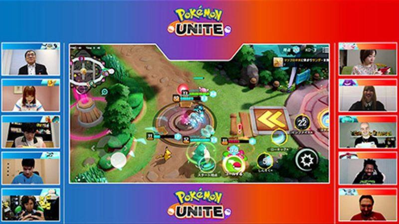 La jugabilidad de Pokémon Unite surge de la beta cerrada