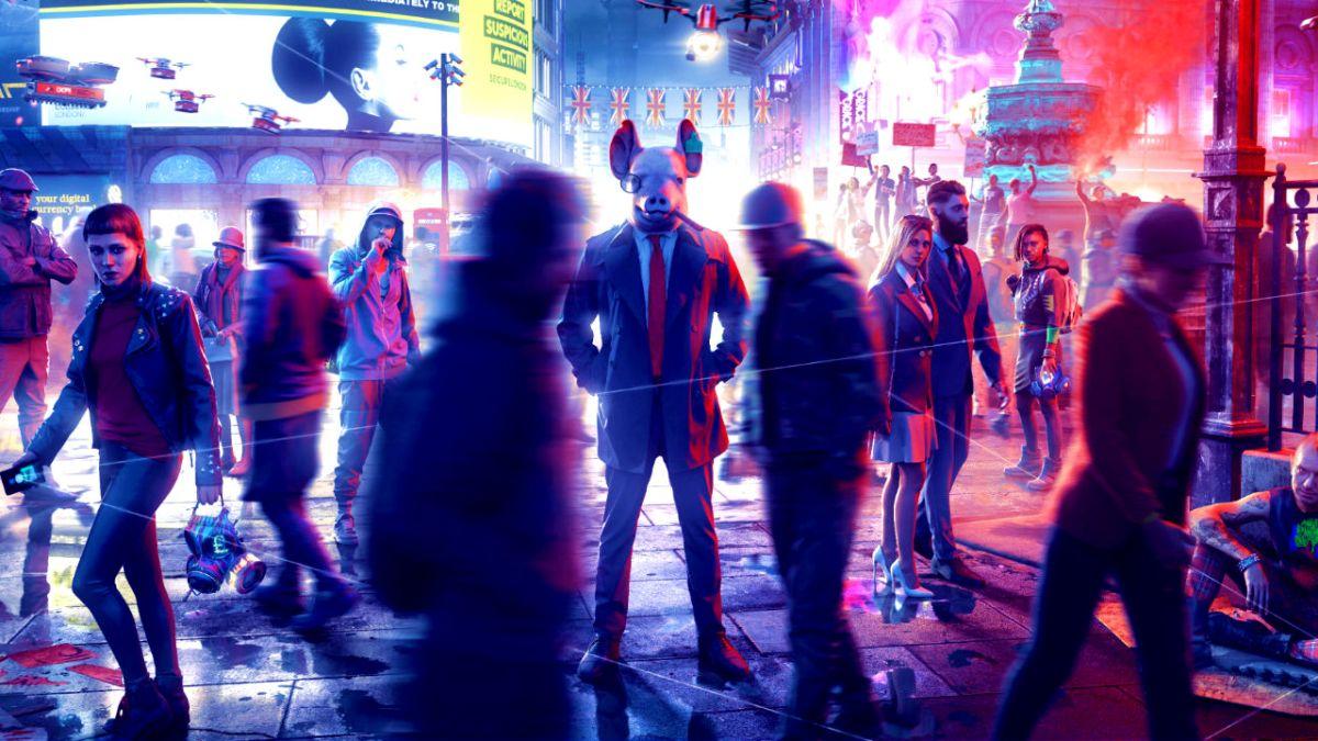 El juego cruzado y entre generaciones entran en los modos en línea de Watch Dogs Legion