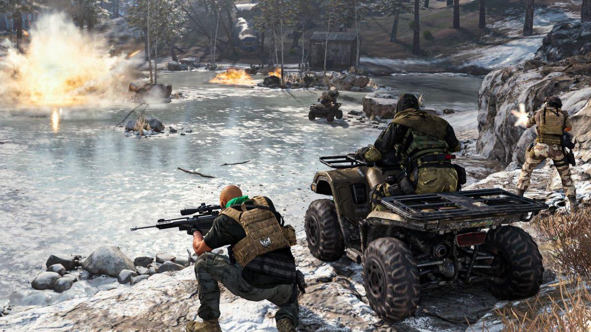 El video de Call of Duty: Warzone 'Fast Carzone' es sin duda la mejor compilación de la historia