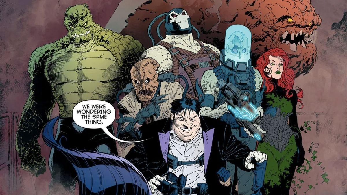 ¿Infinite Frontier # 0 acaba de matar a un villano importante de Batman?