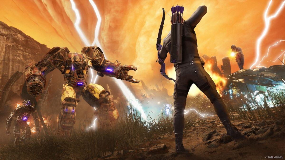 El desarrollador de Tomb Raider and Avengers está descontinuando un nuevo juego AAA