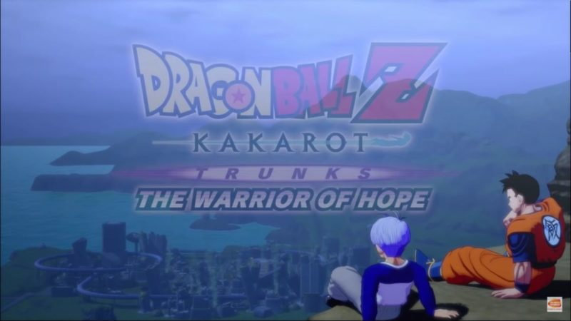 Dragon Ball Z: el último DLC de Kakarot presenta Future Trunks y Gohan este verano