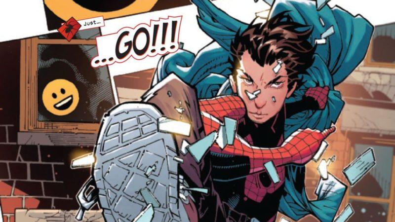 Non-Stop Spider-Man # 1 comienza a un ritmo vertiginoso