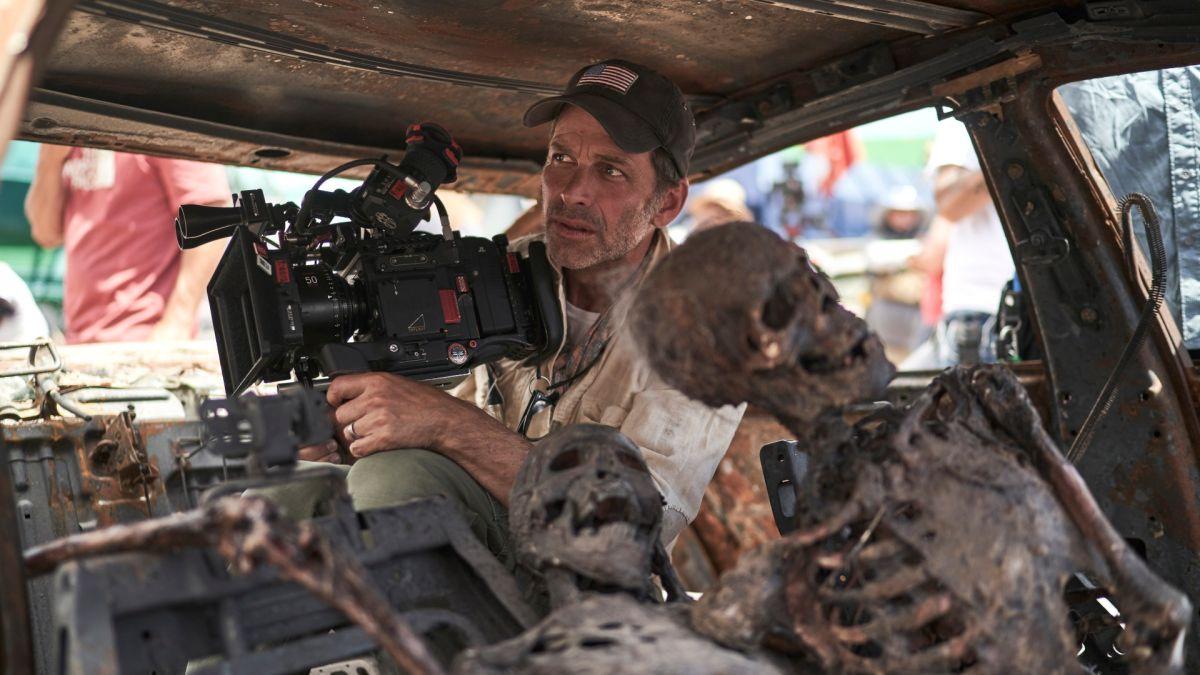 Zack Snyder revela su lista de reproducción de películas favoritas en HBO Max