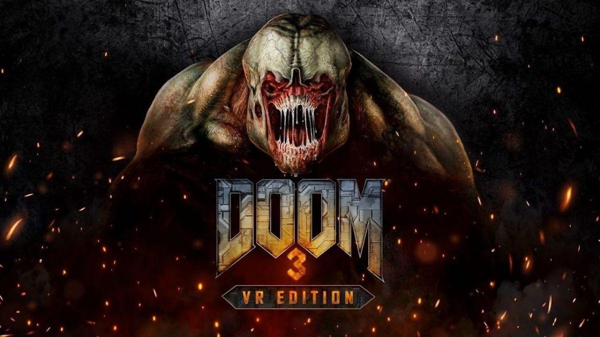 Doom 3 VR Edition llegará a PSVR a finales de este mes