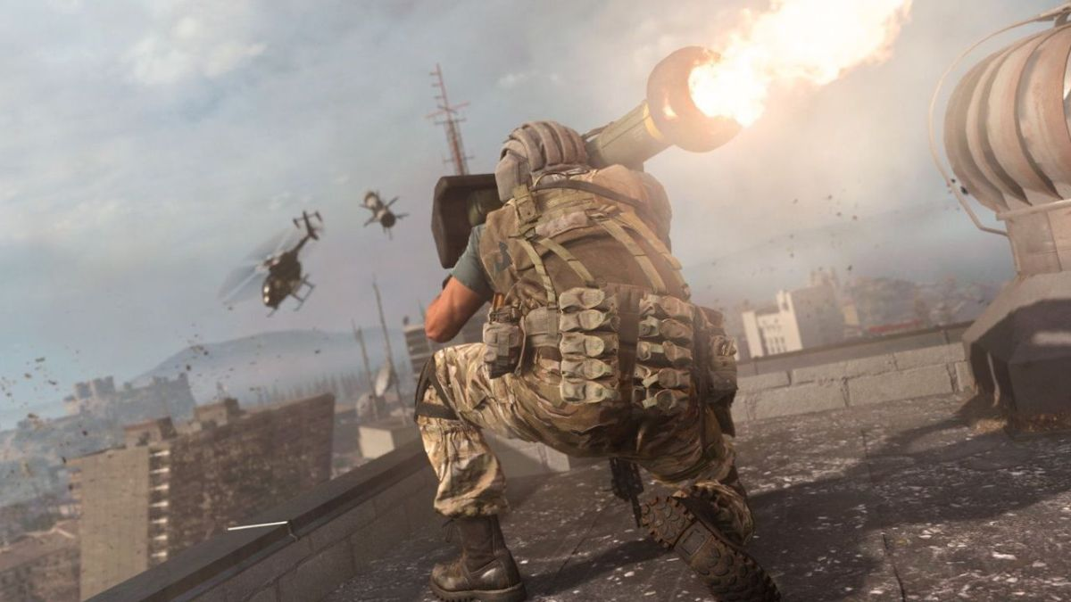 """El sitio web de Warzone SBMM tiene problemas después de que Activision le pide que se """"apague""""."""