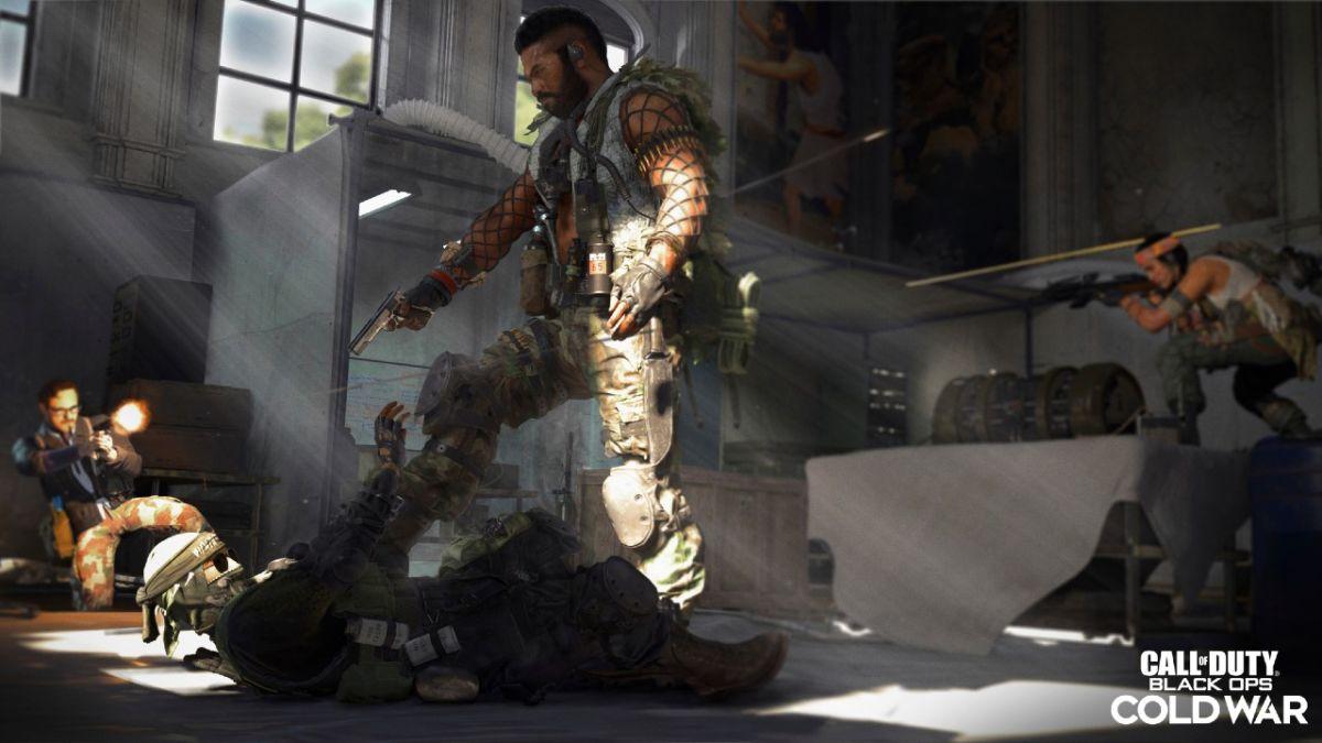 Black Ops Cold War Season 2 Reloaded presenta mapas multijugador, un nuevo francotirador y más