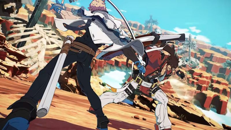 Guilty Gear Strive se retrasó hasta junio