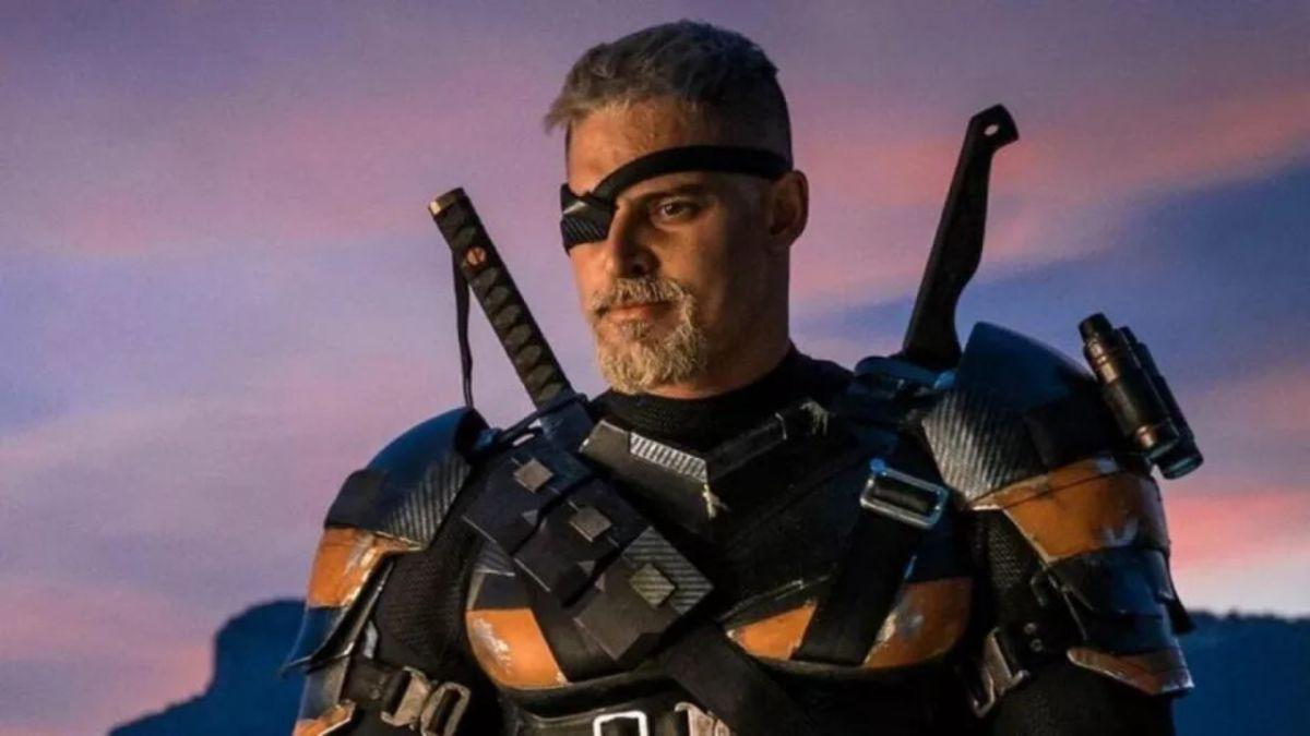 Joe Manganiello revela más sobre los planes para Deathstroke en la película cancelada de Batman de Ben Affleck