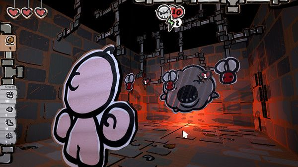 Hay una expansión gratuita para la precuela de The Binding of Isaac, The Legend of Bum-bo