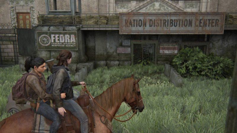 The Last of Us 2 te permite jugar al billar con bolas como tacos de billar