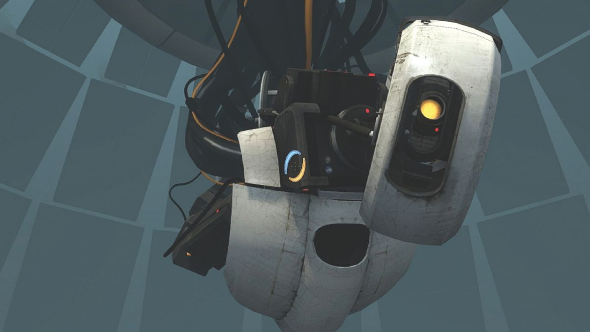 """GlaDOS se agregó a Portal porque los probadores de juegos seguían preguntando: """"¿Cuándo comienza el juego?"""""""