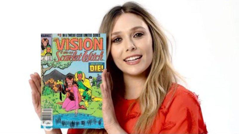 El éxito de WandaVision dio como resultado que se publicaran cómics relacionados y que Marvel se agotara durante meses.