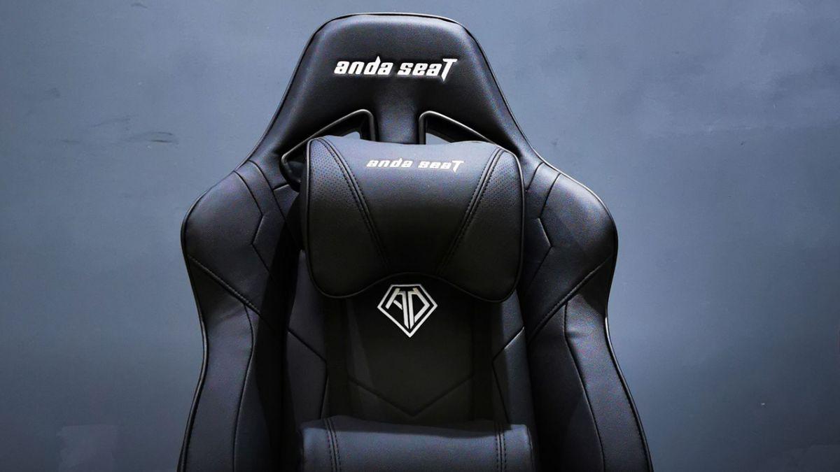 Ahorre un 50% en las sillas de juego AndaSeat ahora