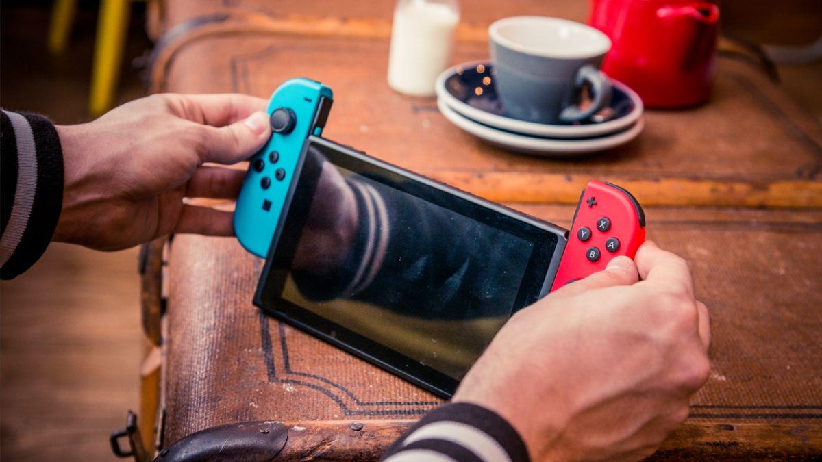 El nuevo Nintendo Switch con salida 4K y pantalla OLED debe aparecer este año