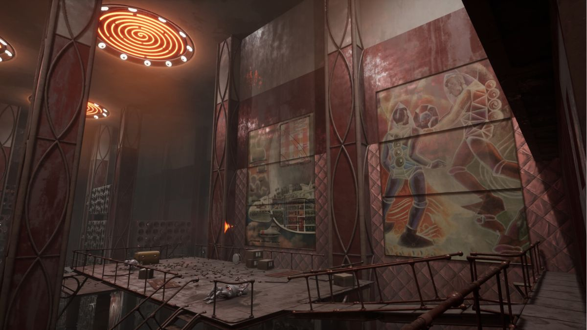 Atomic Heart Teaser muestra imágenes Ultra 4k
