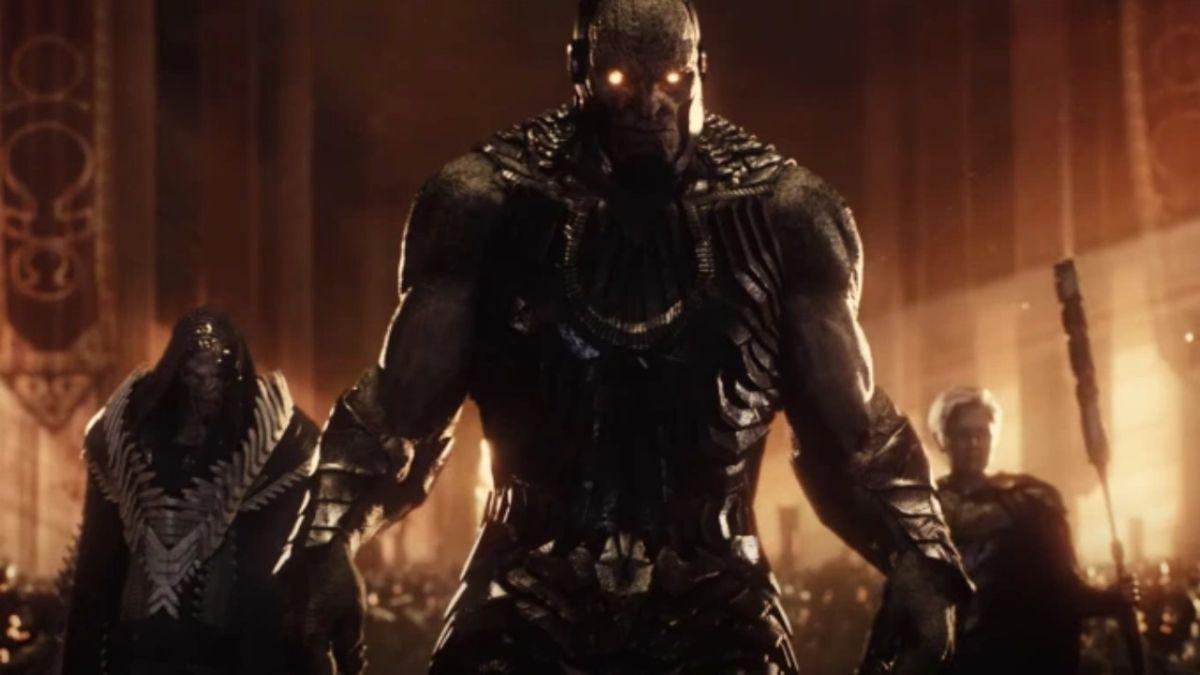 Zack Snyder explica por que Darkseid olvidó el lugar de la ecuación anti-vida en la Liga de la Justicia