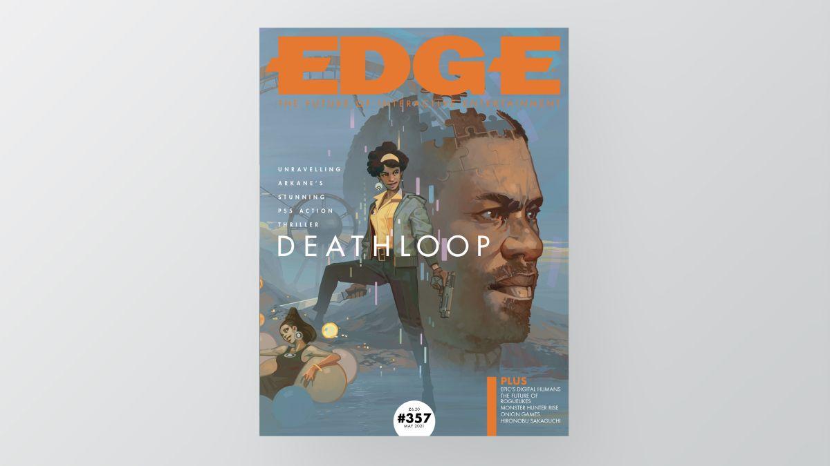 Deathloop es la estrella de la portada del nuevo Edge