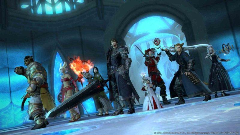 Square Enix prohíbe a más de 5000 jugadores de Final Fantasy 14 según informes de comercio con dinero real